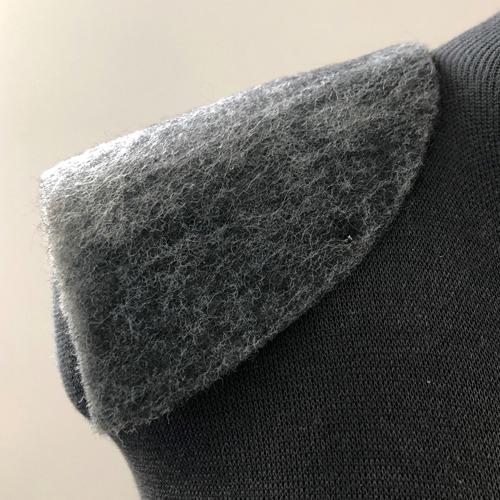 épaulette fibre